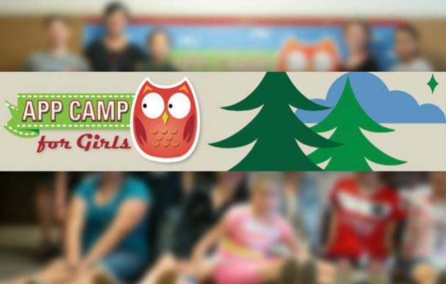 App Camp4Girls – Seattle